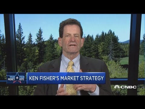 Fisher Investments' Ken Fisher On Positioning For Midterm Elections