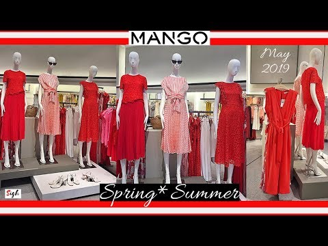 MANGO Spring MAY 2019 Collection | What's NEW In Store
