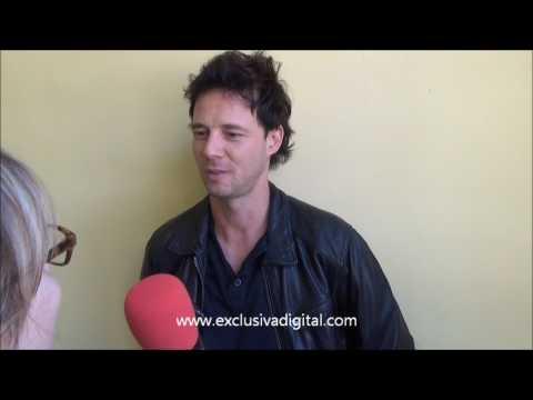Eloy Azorin nos habla de su personaje en APACHES, la nueva serie de Antena 3