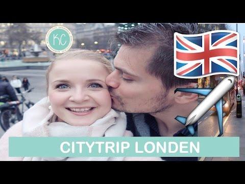 VLOG | CITYTRIP LONDEN met de liefste! | Mini vakantie | Kelly caresse