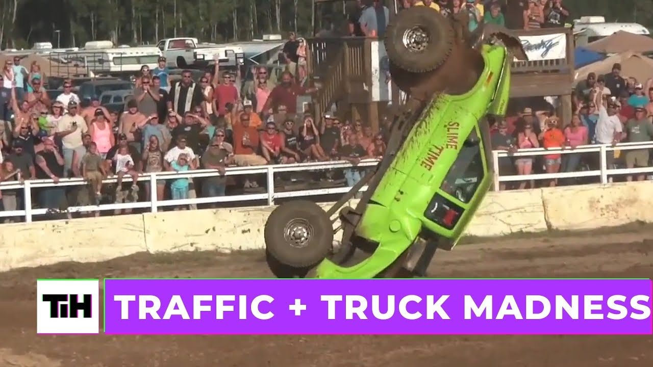 Weekday Traffic + Monster Truck Madness | This Happened