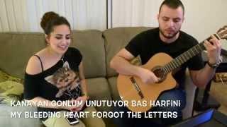 Beni Birakip Gitme رزان رمزي اغنية تركية لا تذهب و تتركني