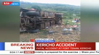 Details of the Kericho accident that killed 42 people