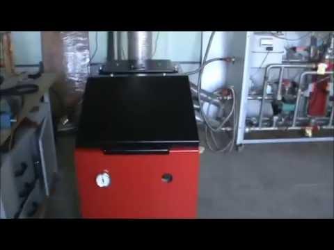 Лабораторные испытания котла длительного горения ТМ ProTech, ЕСО Long, 30 кВт