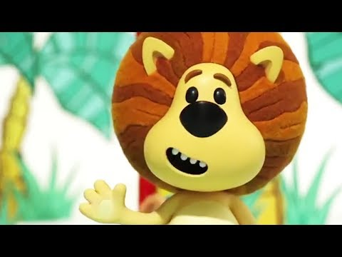 Raa Raa The Noisy Lion | Raa Raa's New Noise | English Full Episodes | Cartoon For Kids🦁