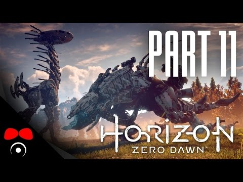 PAN KROKODÝL! | Horizon Zero Dawn #11