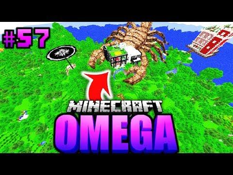 ER wird VIEEEEL zu GROOOOß?! - Minecraft Omega #057 [Deutsch/HD]