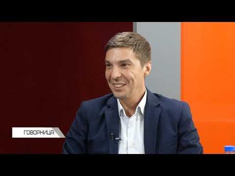GOVORNICA 06.10.2018 Nikola Vrzić