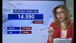 Download Video Pergerakan Rupiah dan IHSG 9 November 2018 MP3 3GP MP4
