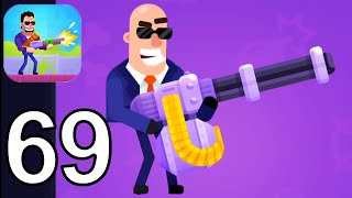 Hitmasters - New Update Portal Mode 306-315 New Levels - Gameplay Walkthrough