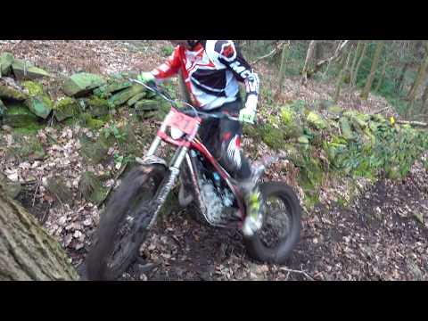 winter Dronfield trial