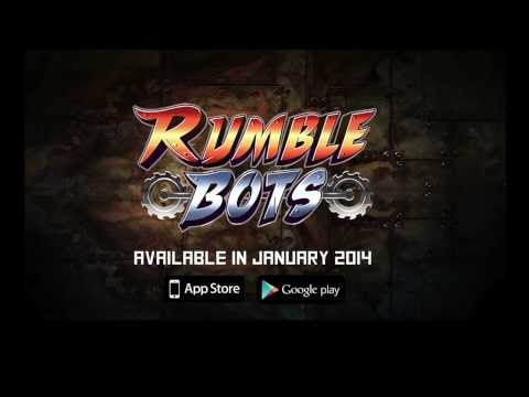 Rumble Bots - Gameplay