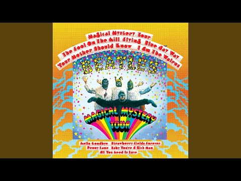 09-The Beatles - Magical Mystery Tour (full album)