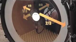 Bass-Drum mikrofonieren