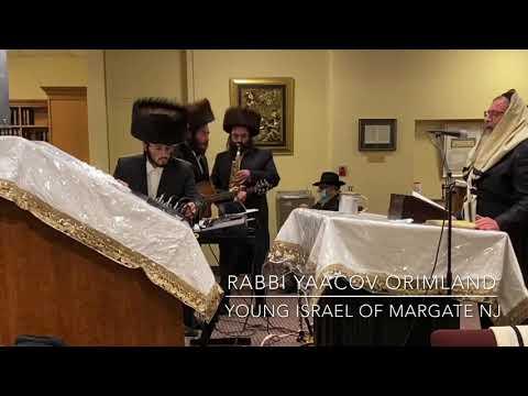 Musical Selichot Young Israel Of Margate NJ 2020 - Rabbi Yaacov Orimland \u0026 The Traveling Chassidim