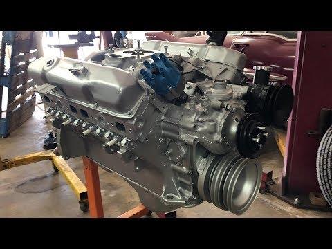 V8 Engine Stories