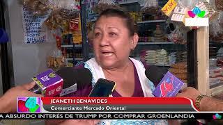 Multinoticias | Familias aprovechan excelentes precios y promociones en todos los mercados