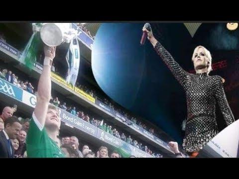 Limerick Win All Ireland Hurling Final. Dolores O'Riordan Tribute.