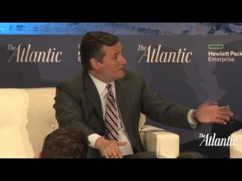 The View From The Hill: Senator Ted Cruz / On The Launchpad