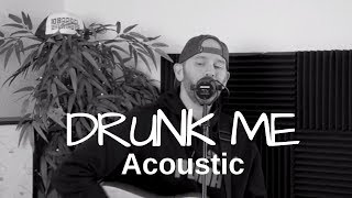 Drunk Me - Mitchell Tenpenny - Acoustic (Cover by DereK Cate) Video