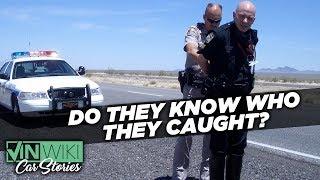 Alex Roy goes to jail
