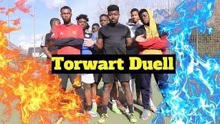 TORWART DUELL | Prince vs Zidane
