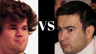 Amazing Game : Magnus Carlsen - Black vs Davo Palo vs - Nimzo Indian Defence with Qc2 - Gausdal 2004