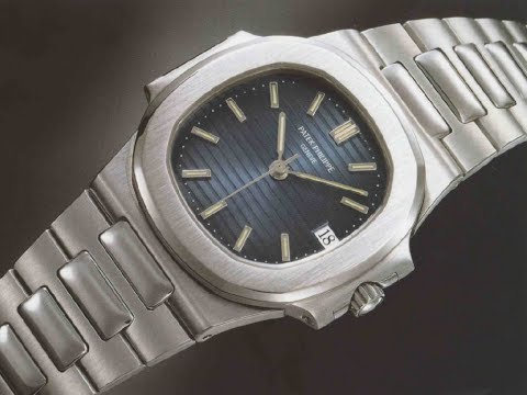 Story of an Icon: Patek Philippe Nautilus History