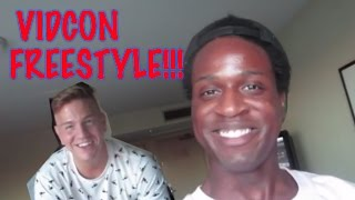 FREESTYLIN!!!-DAY 0|VIDCON2015