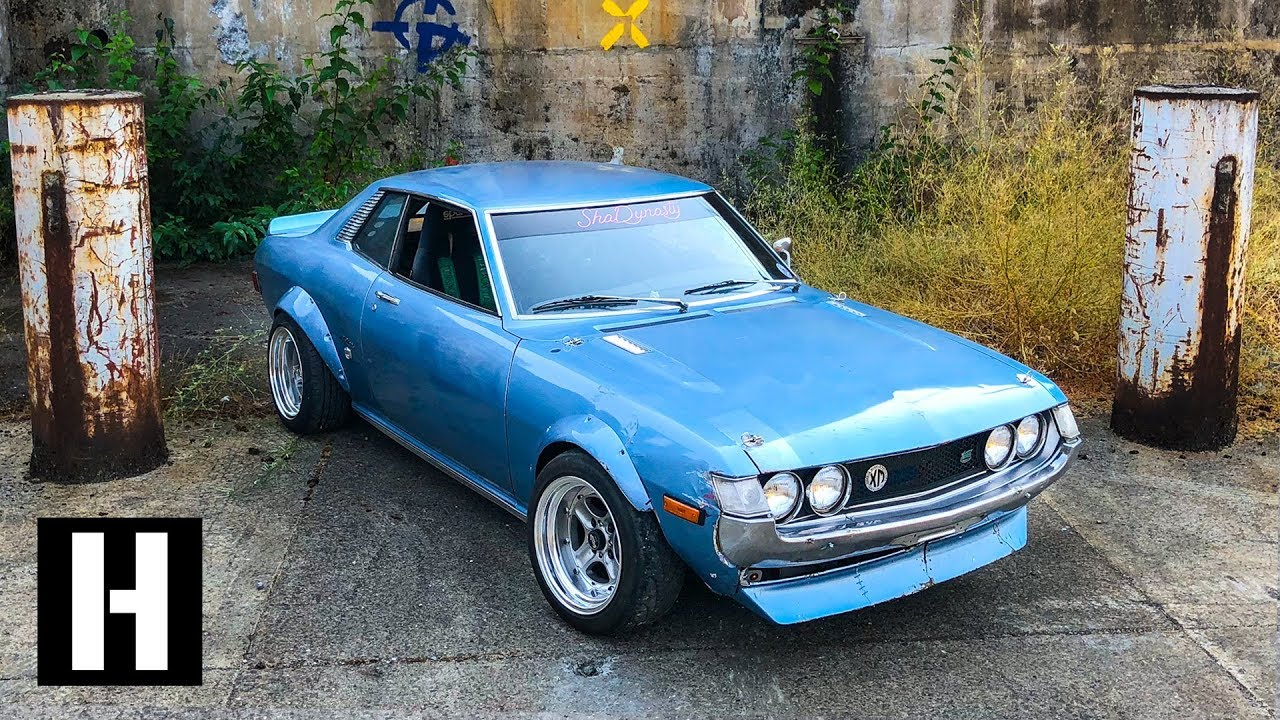 Classic Celica With Modern Guts Drifts Our Secret Shredhouse Youtube