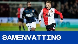 HIGHLIGHTS | Feyenoord - Willem II