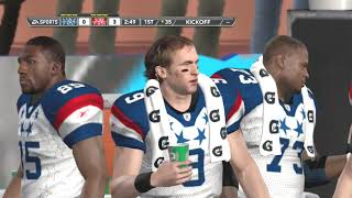 Madden NFL 12 PS3 NFL 2012 Pro Bowl nFC vs AFC (Rero Upload 2019)