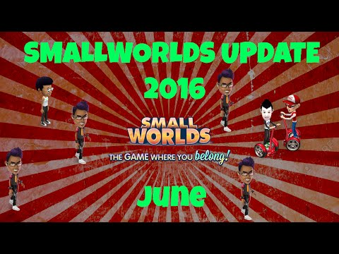 Smallworlds Update June 2016