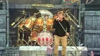 Iron Maiden - Tears Of A Clown Live @ Download Paris 10.6.2016
