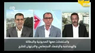 """فيديو.. سامر أبو القاسم: حصيلة حزب العدالة والتنمية في حكم المغرب """"كارثية"""""""