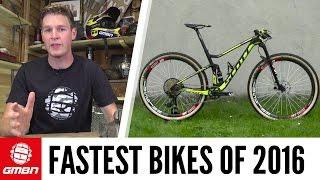 Scott's Fastest Pro Bikes of 2016   GMBN Pro Bike