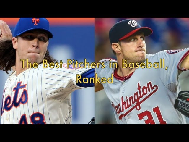 Top 20 Starting Pitchers Going Into 2019 (MLB)