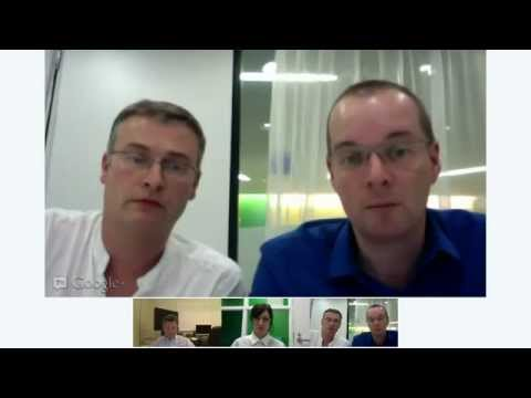 Hangout On Air: Google Apps Security