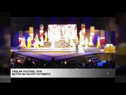 MUTYA NG SOUTH COTABATO 2016 Top 5 Finalists - Final Interview and Coronation (July 16, 2016)