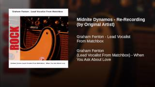Midnite Dynamos - Re-Recording (by Original Artist)