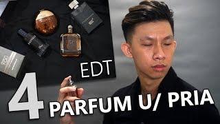 4 Parfum Untuk Pria 2018 - EDT