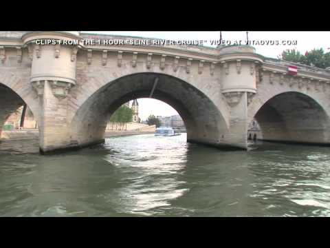 HD Seine Cruise Clips -from vitadvds