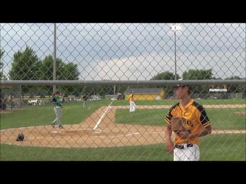 Storm Lake vs. Emmetsburg bseball 6-10-16