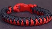 "How to Make the ""Corkscrew"" Paracord Survival Bracelet - BoredParacord"