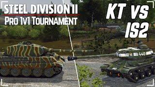 Tuukkaraski vs Xirucaire | Steel Division League | Steel Division 2 Competitive Tournament | WW2 RTS