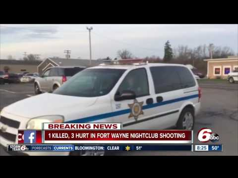 Fort Wayne latest - deadly shooting