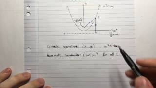 Parametrics - HSC Maths Ext1