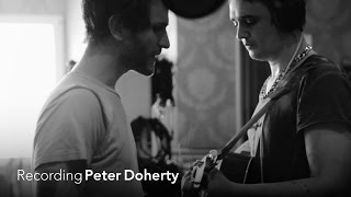 Recording Peter Doherty (1 / 5) 'Kolly Kibber'