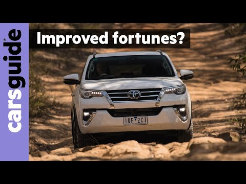 Toyota Fortuner 2020 Review: Crusade Off-road