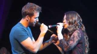 Pablo Alborán ft. Jesse & Joy - Dónde está el amor (En el Lunario)